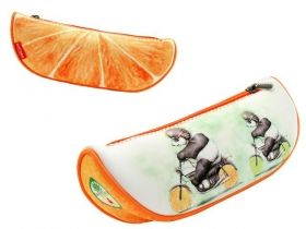 Несесер Fruity Scooty Large Fruit Slice - Panda